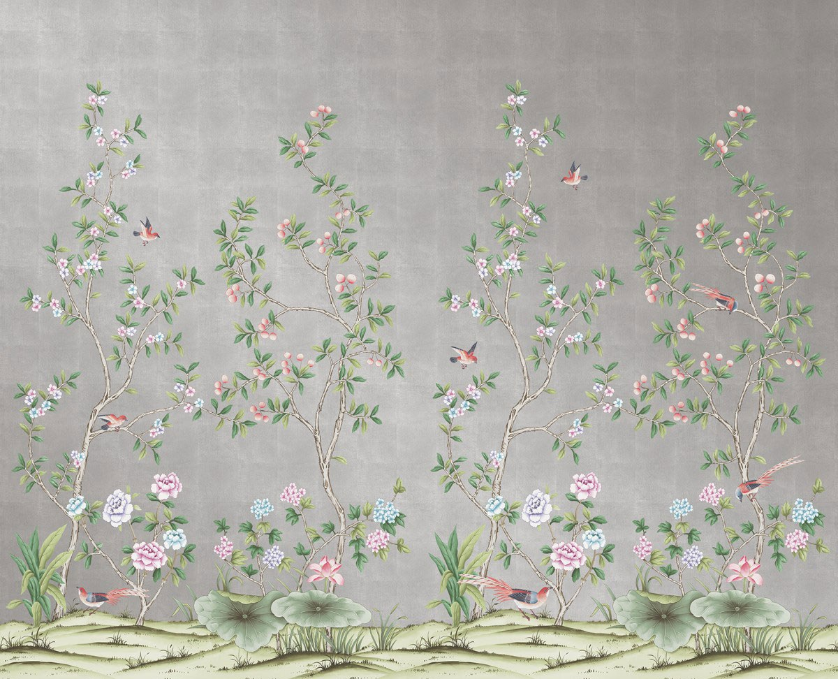 Wallpaper Chinoiserie