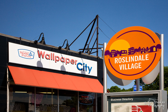 Wallpaper City Roslindale
