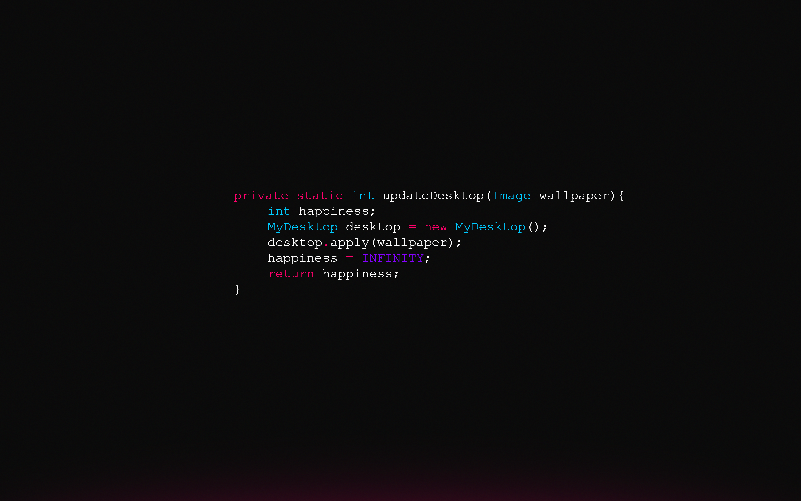 Wallpaper Coder