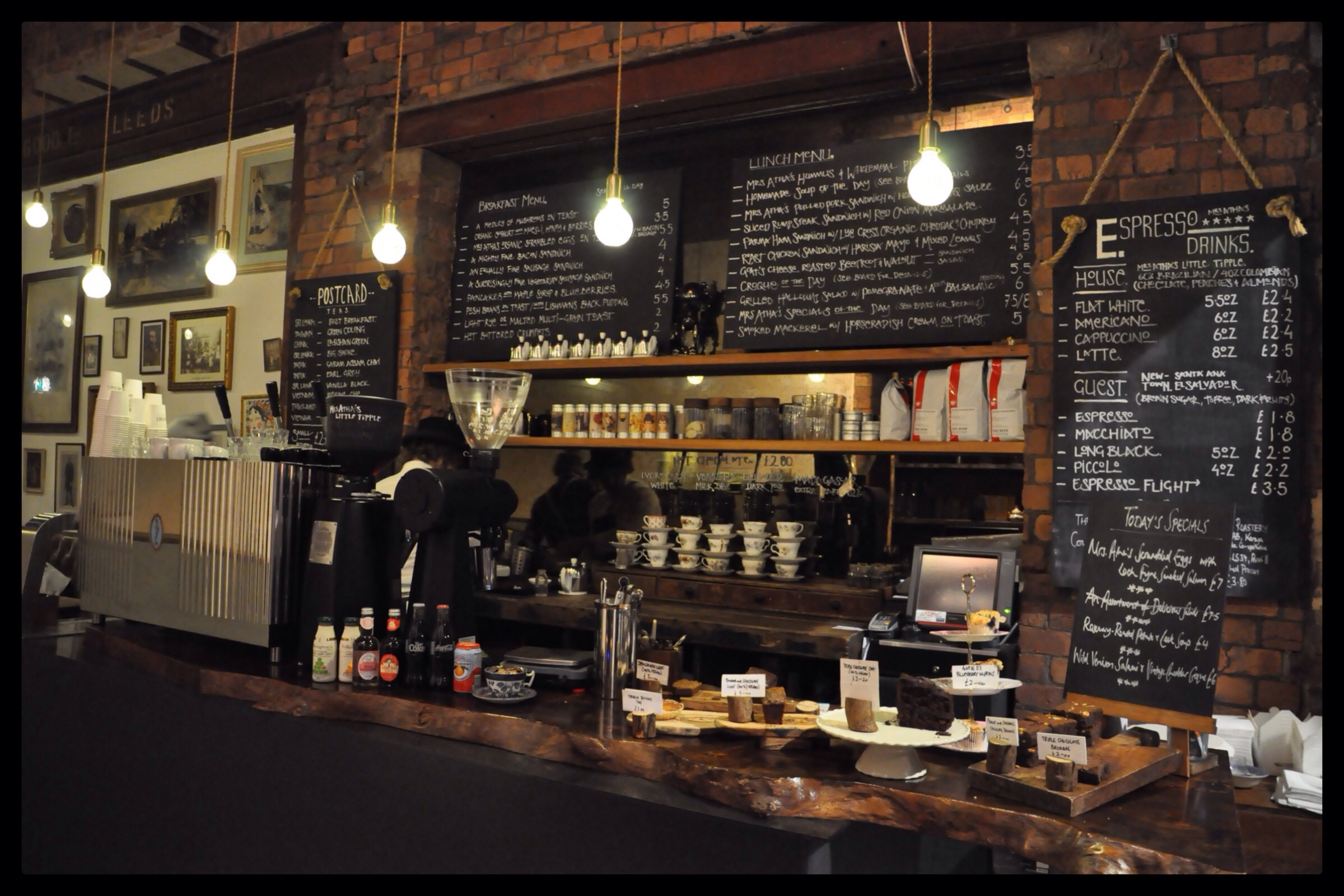 Download Wallpaper Coffee Shop Gallery
