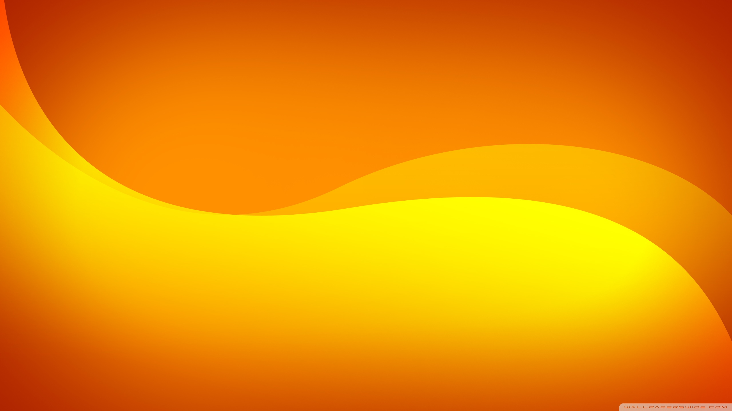 Wallpaper Color Orange