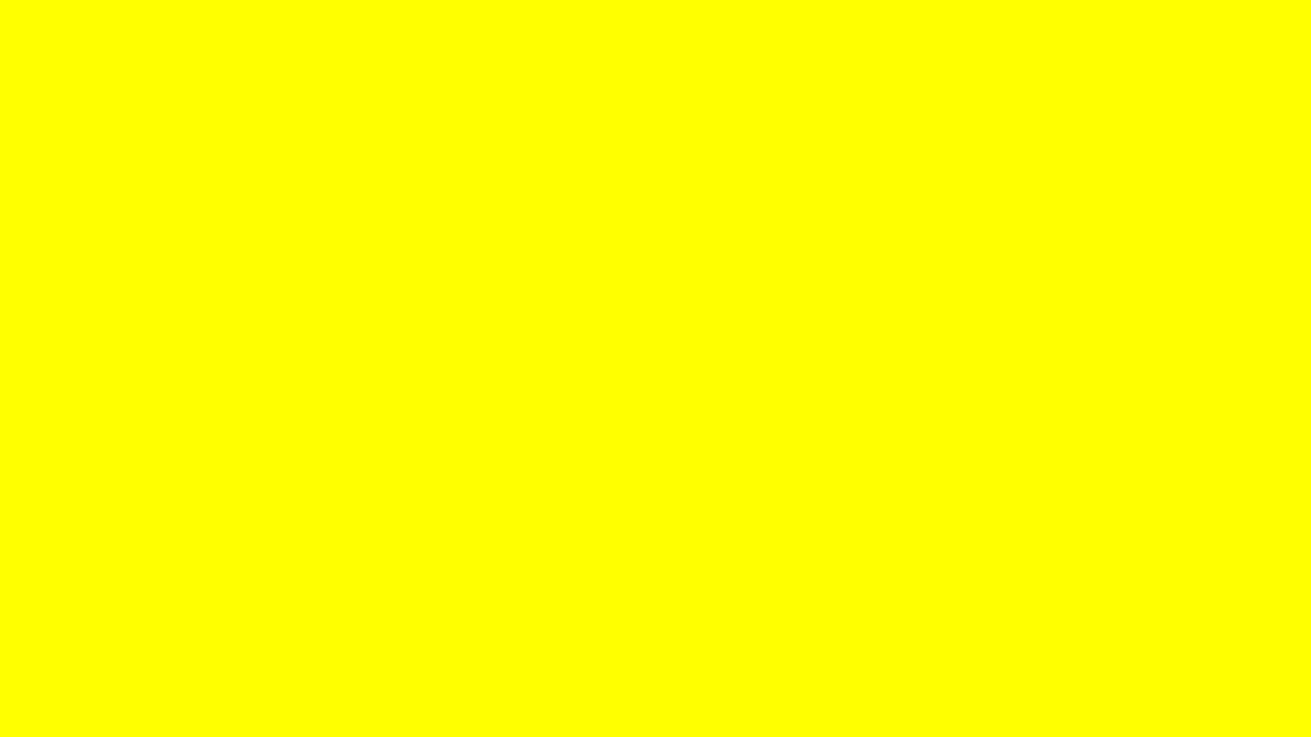 Wallpaper Color Yellow