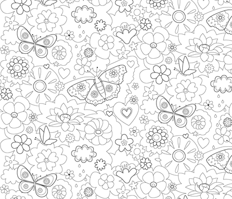 Wallpaper Coloring