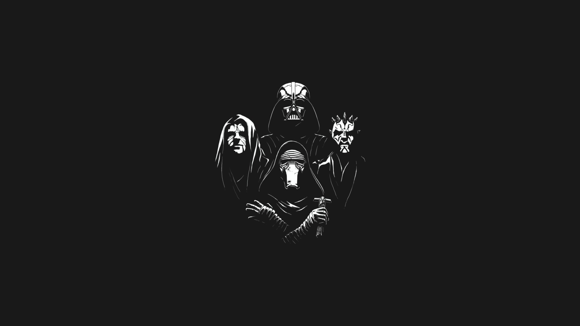 Wallpaper Dark Side