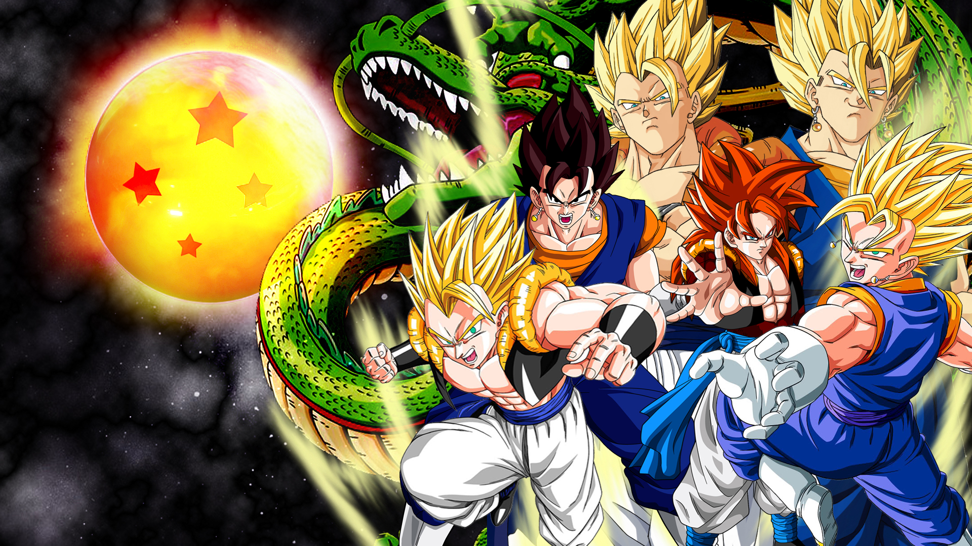 Wallpaper De Dragon Ball Z