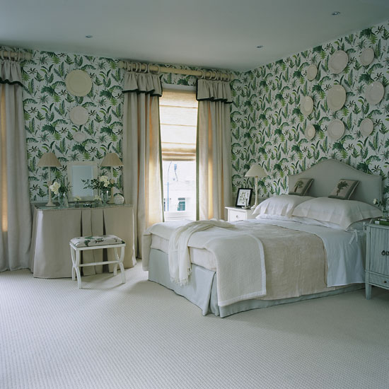 Wallpaper Designs For Bedroom