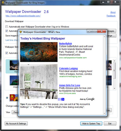 Wallpaper Downloader