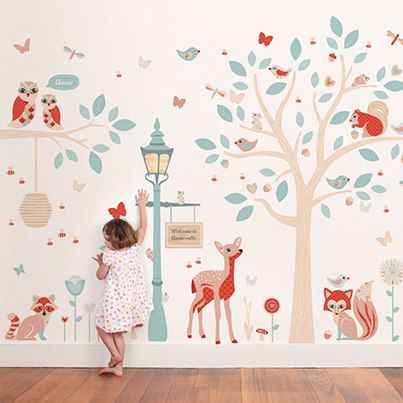 Wallpaper For Baby Bedroom
