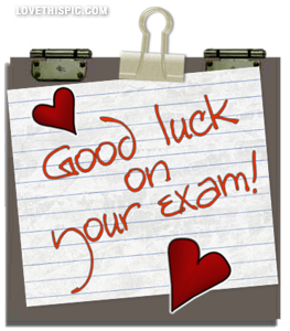 Wallpaper For Best Of Luck For Exams