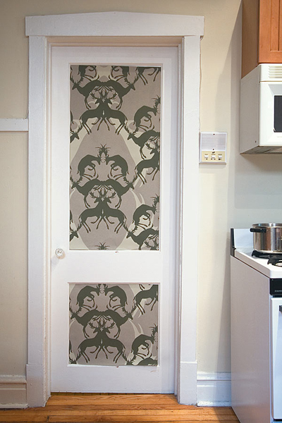 Wallpaper For Doors