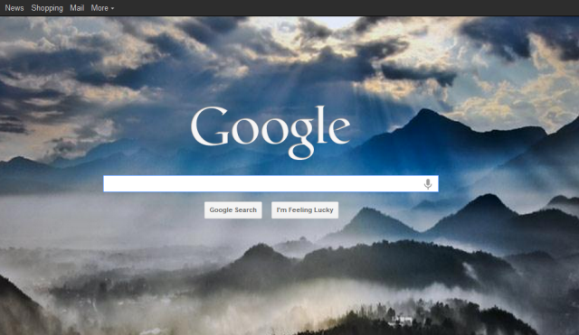 Wallpaper For Google Page