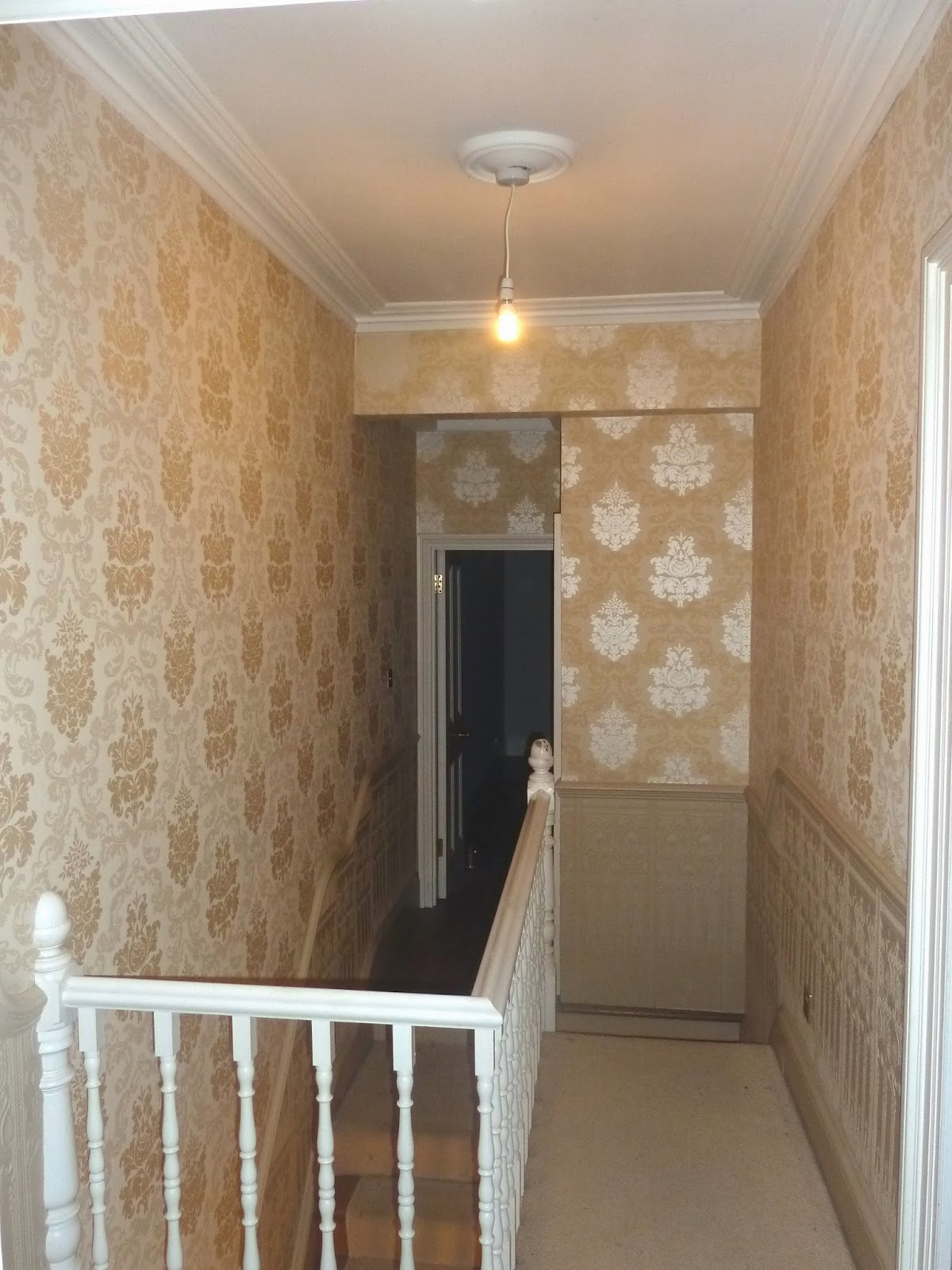 Download Wallpaper For Hall And Stairs Ideas Gallery