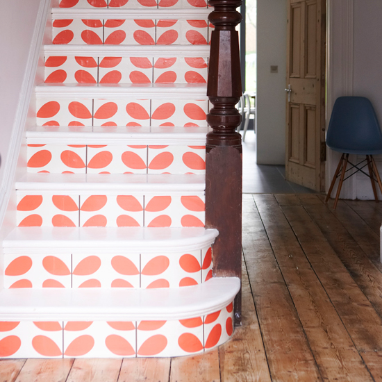 Wallpaper For Hall And Stairs Ideas