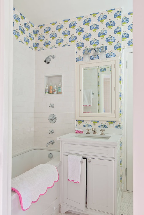Wallpaper For Kids Bathroom