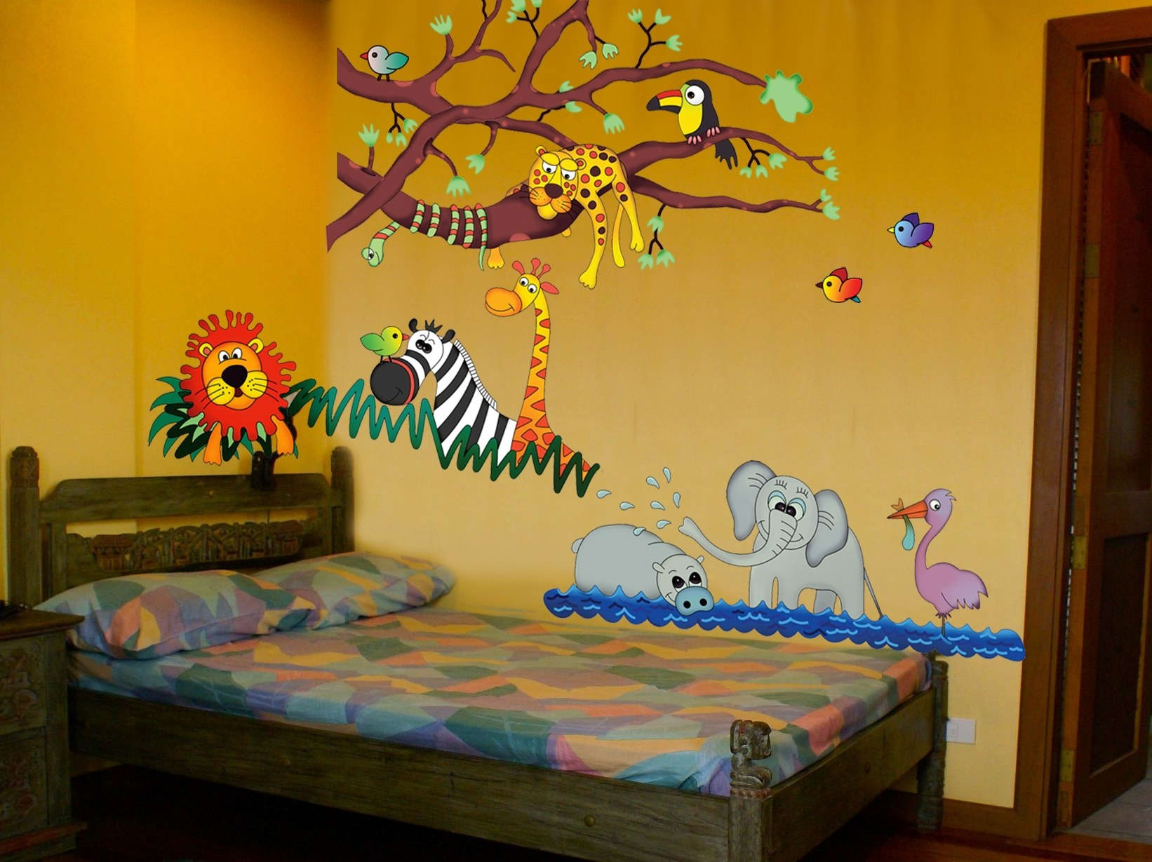 Wallpaper For Kids Room India