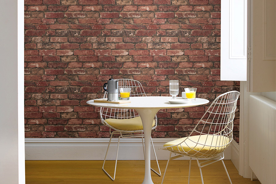 Wallpaper For Kitchen Wall