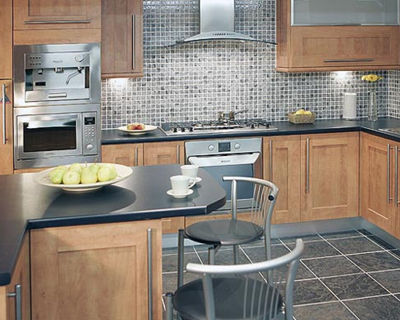 Download Wallpaper For Kitchen Walls Gallery