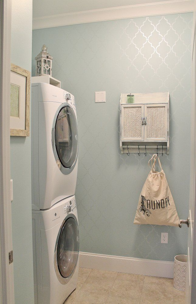 Wallpaper For Laundry Room