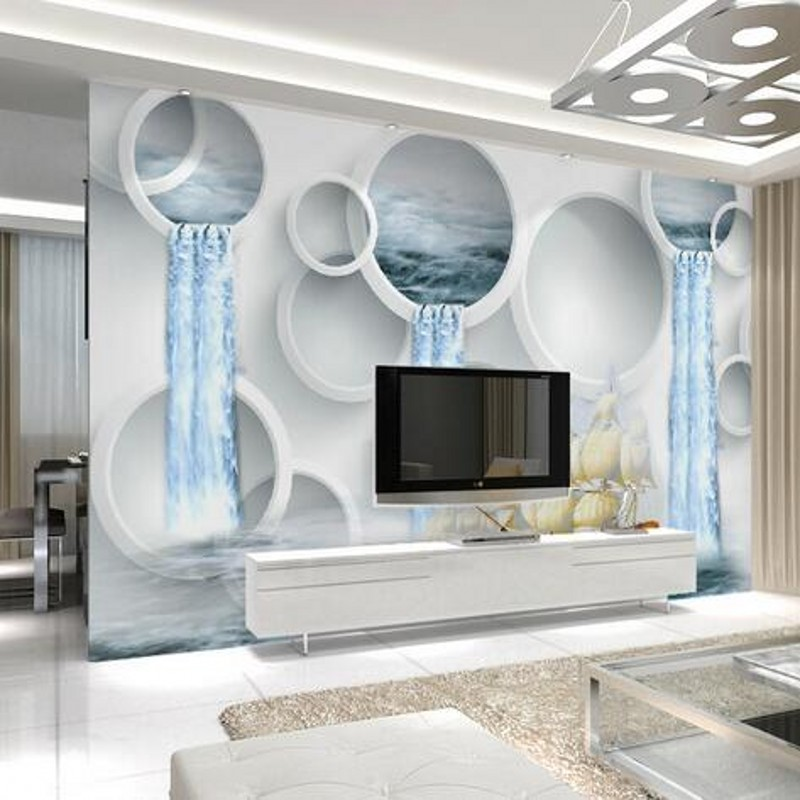 Charming Funky Wallpaper For Living Room Price India Adornment   Wall .