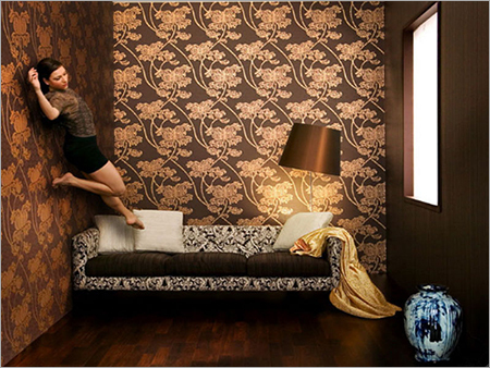 Wallpaper For Living Room India
