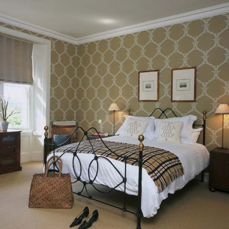 Download wallpaper for master bedroom gallery for Master bedroom wallpaper