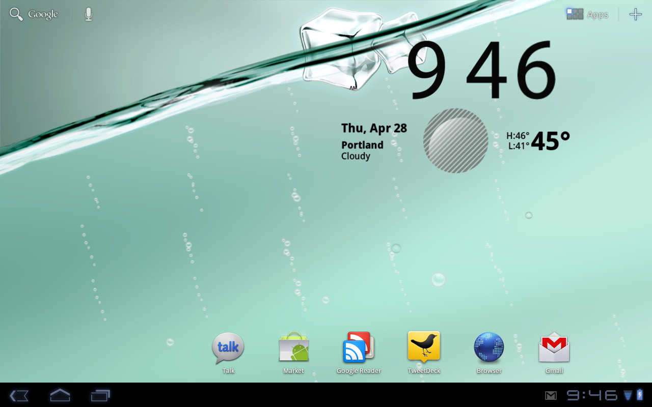 Wallpaper For My Tablet