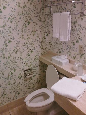 Download Wallpaper For Small Toilet Gallery