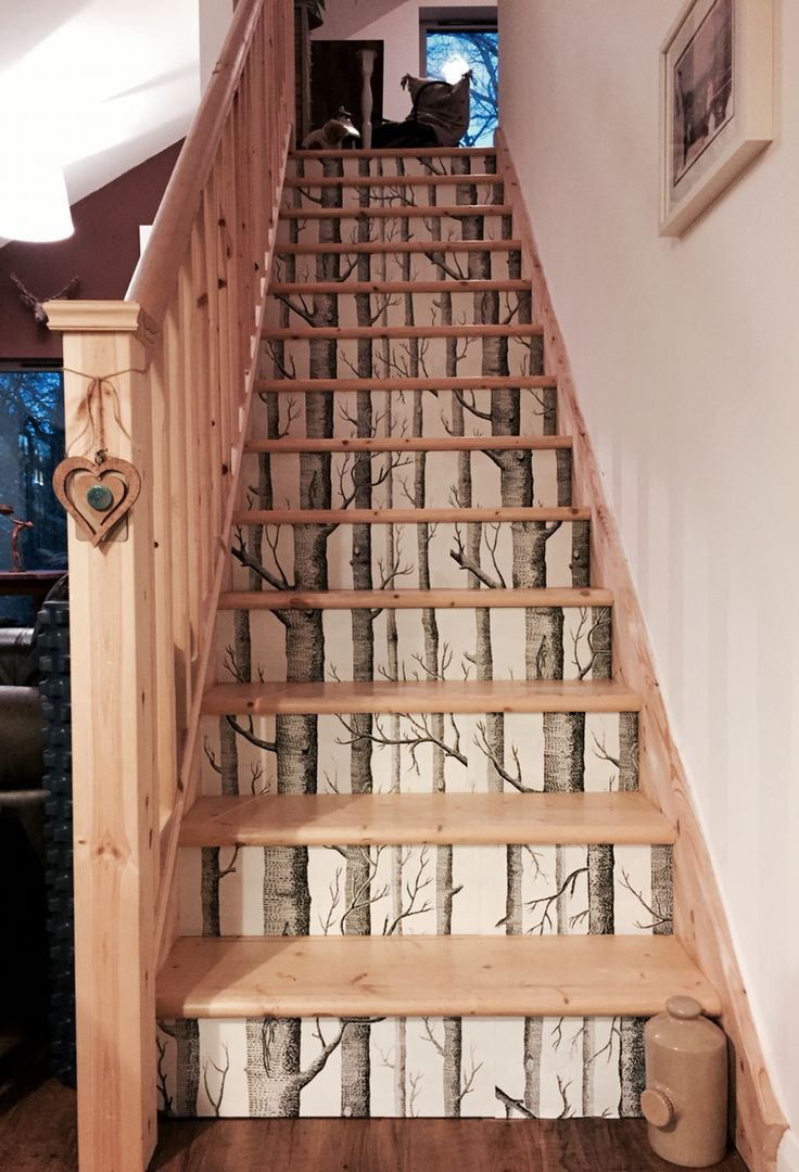 Wallpaper For Stairs