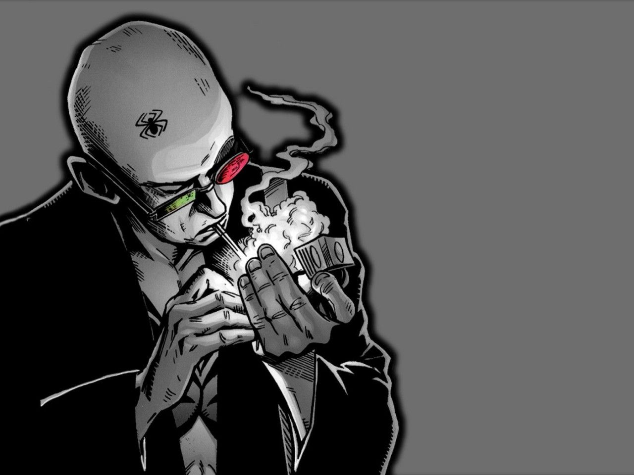 Wallpaper Gangster