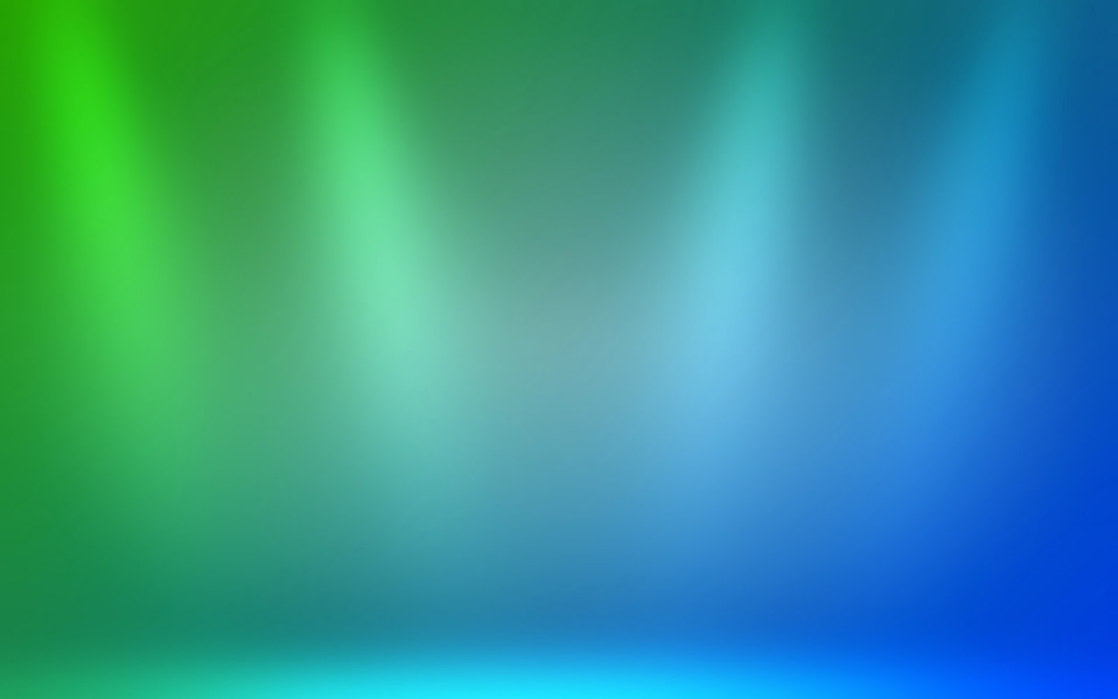 Wallpaper Green Blue