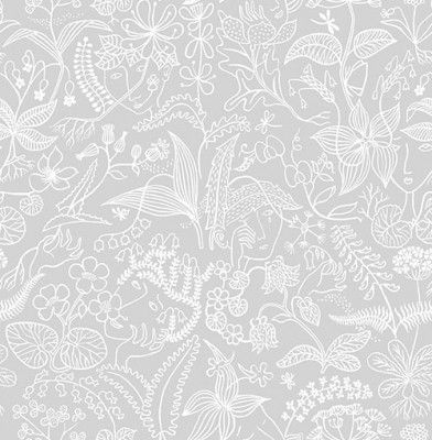 Wallpaper Grey And White