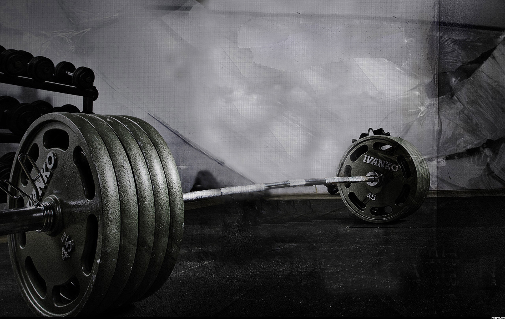 Wallpaper Gym