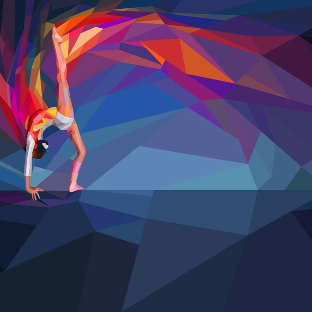 Download Wallpaper Gymnastics Gallery