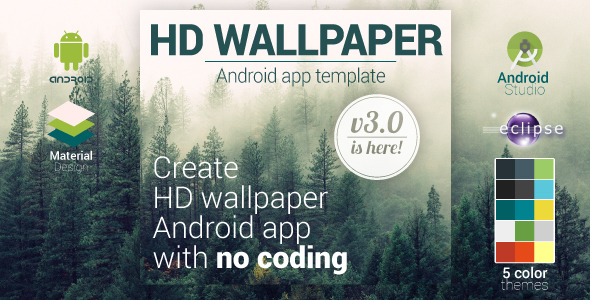 Wallpaper HD App For Android