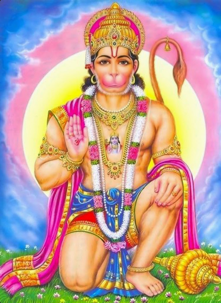 Wallpaper Hanuman Ji Download