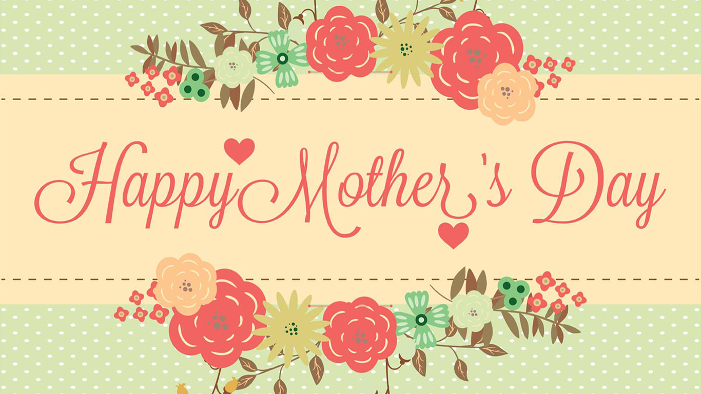 Wallpaper Happy Mothers Day