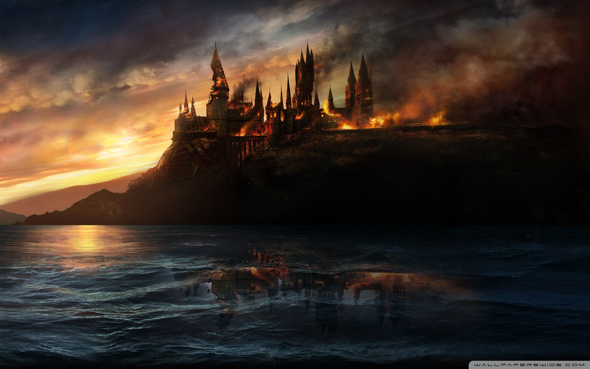 Wallpaper Harry Potter