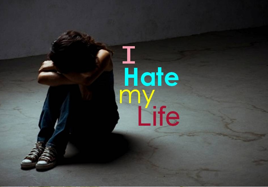 Download Wallpaper Hate My Life Gallery