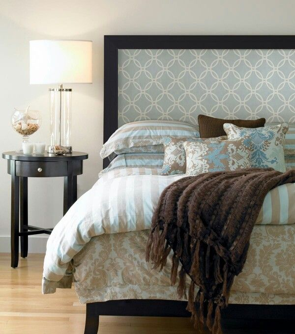 Wallpaper Headboard Ideas