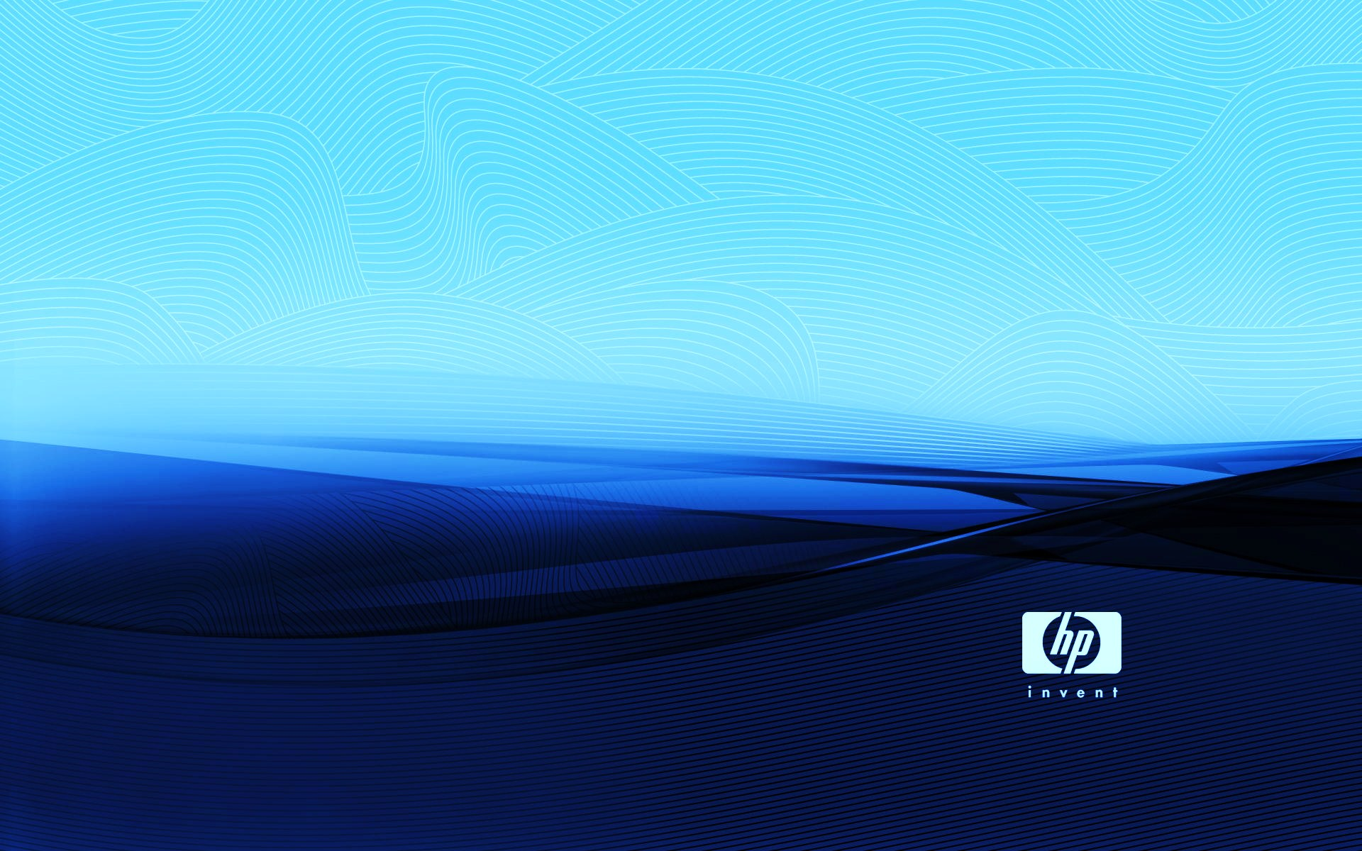 Wallpaper Hewlett Packard