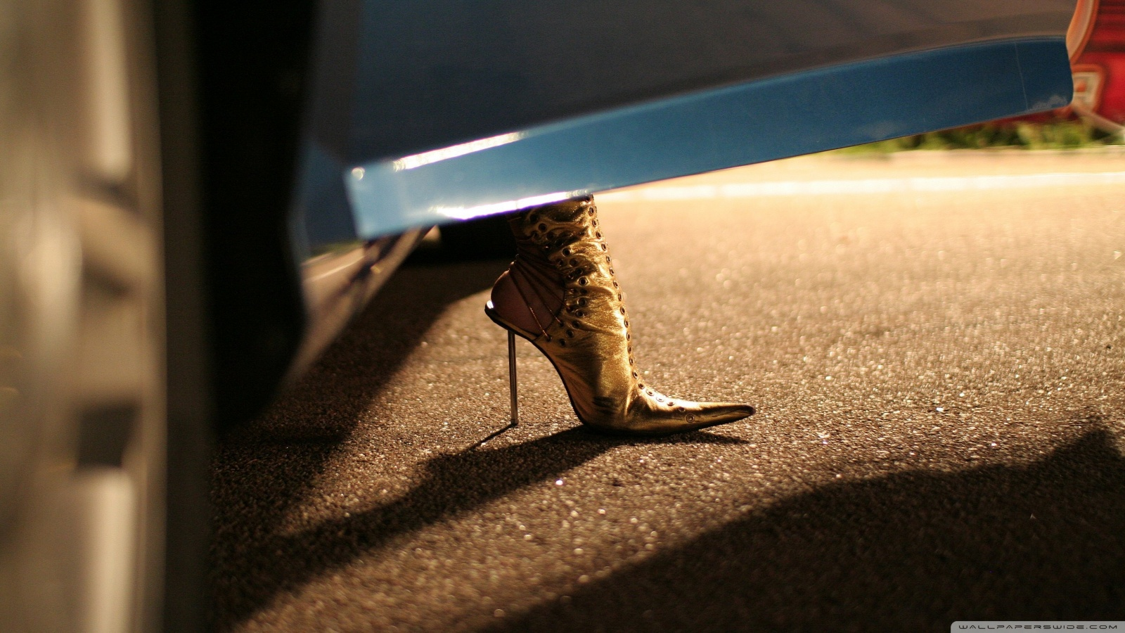 Wallpaper High Heels