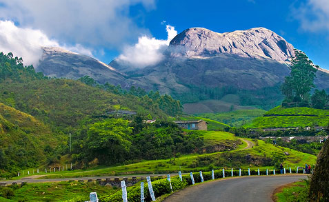 Wallpaper Hill Stations In India
