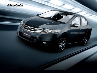Wallpaper Honda City