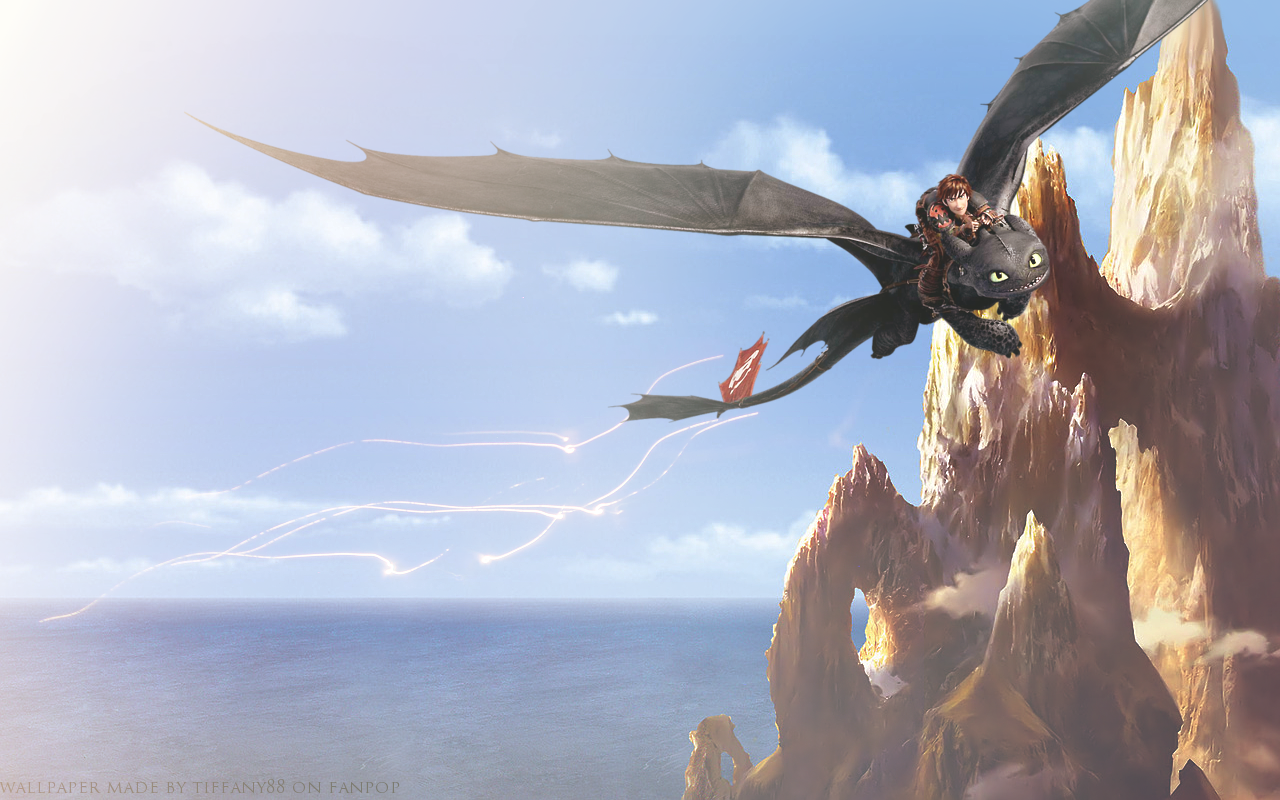Wallpaper How To Train Your Dragon