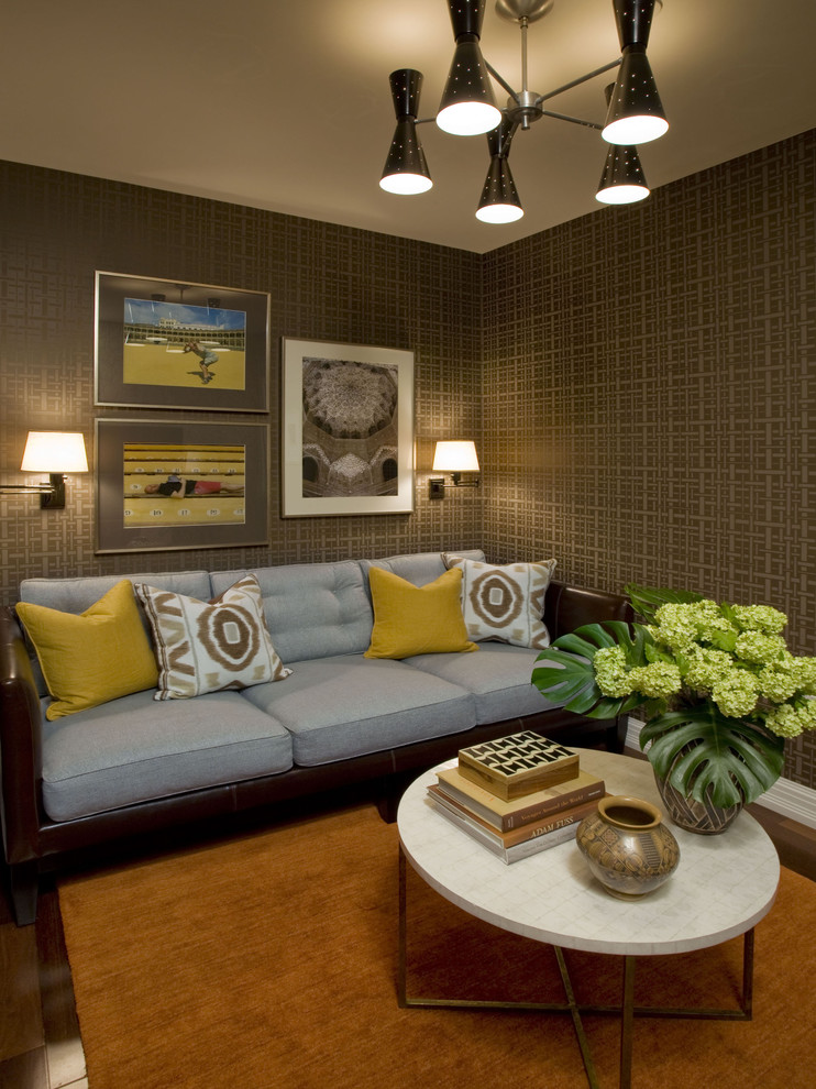 Wallpaper Ideas For Family Room