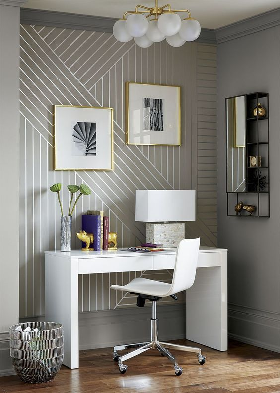 Wallpaper Ideas For Home Office