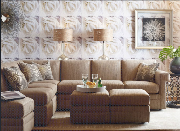 Download wallpaper ideas for living room feature wall gallery for Wallpaper for feature wall living room