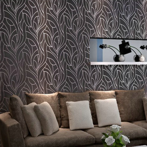 Download wallpaper ideas for living room feature wall gallery - Living room feature wall wallpaper ...
