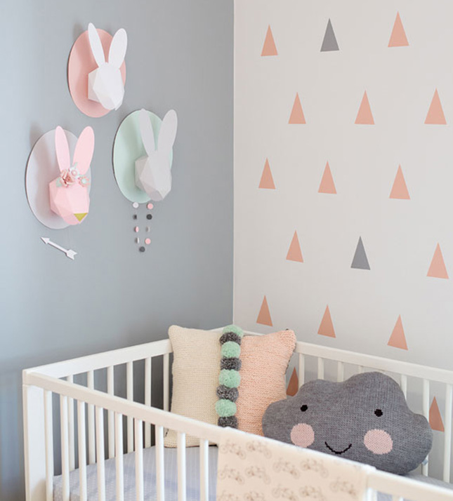 Wallpaper Ideas For Nursery