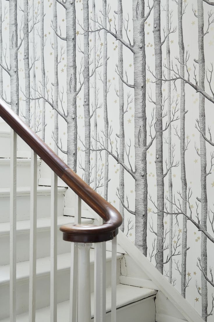 Wallpaper Ideas For Stairs And Landing
